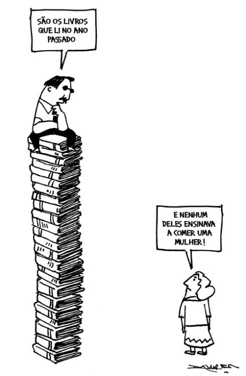 O devorador de livros